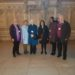 POD staff visit the Houses of Parliament