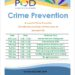 Youth Crime and Safeguarding Prevention